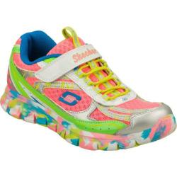 Girls' Skechers Synergy Kickety Kick Pink/Multi