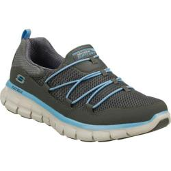 Women's Skechers Synergy Loving Life Gray/Blue