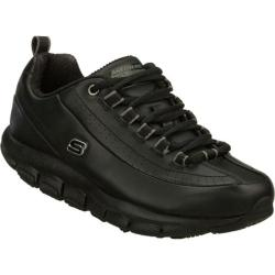 Women's Skechers Work Shape-ups LIV SR Crannie Black