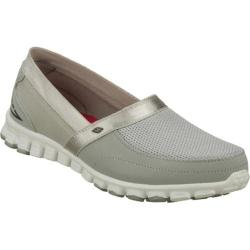 Women's Skechers EZ Flex Take It Easy Gray/White