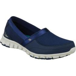 Women's Skechers EZ Flex Take It Easy Navy/White