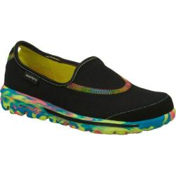 Women's Skechers GOwalk Wavelength Black