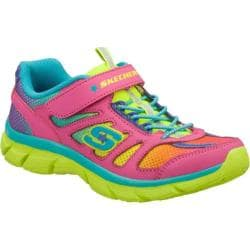 Girls' Skechers Lite Dreamz Brite Sport Pink/Multi