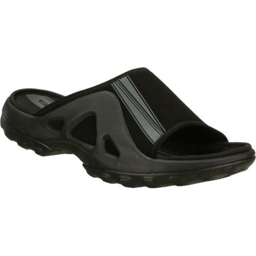 Men's Skechers Longboard Black/Gray