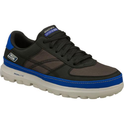 Men's Skechers On The GO Court Black/Blue