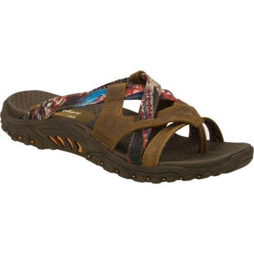 Women's Skechers Reggae Desert Fest Brown