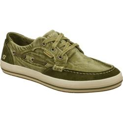 Men's Skechers Relaxed Fit Diamondback Leroy Olive