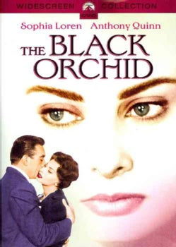 The Black Orchid (DVD)
