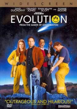 Evolution (DVD)
