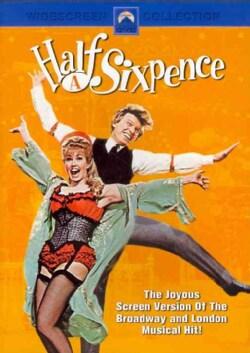 Half A Sixpence (DVD)
