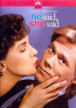 He Said She Said (DVD)