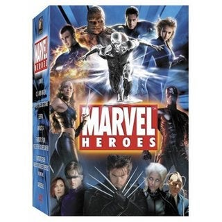 Marvel Heroes Collection (DVD) 10872953