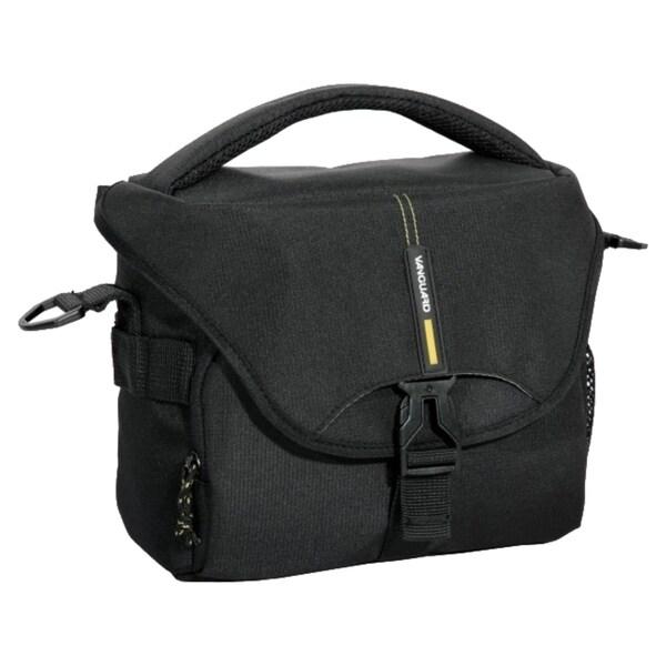 Vanguard BIIN Carrying Case for Camera, Camera Flash, Lens - Black