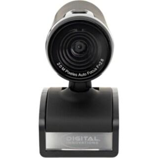 Digital Innovations ChatCam 4310800 Webcam - 2 Megapixel - 30 fps - S