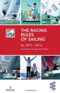 The Racing Rules of Sailing for 2013-2016: Including US Sailing Prescription (Spiral bound)