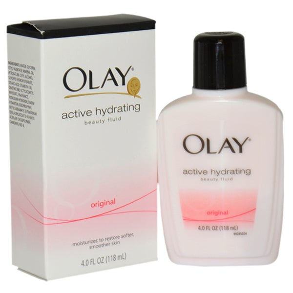 Olay Active Hydrating Beauty Fluid