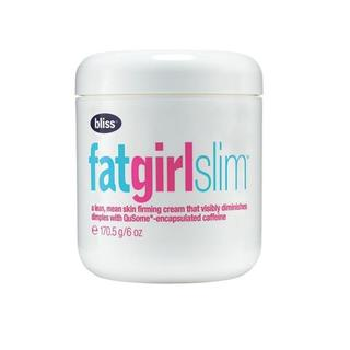 Bliss Fat Girl Slim Skin Firming Cream