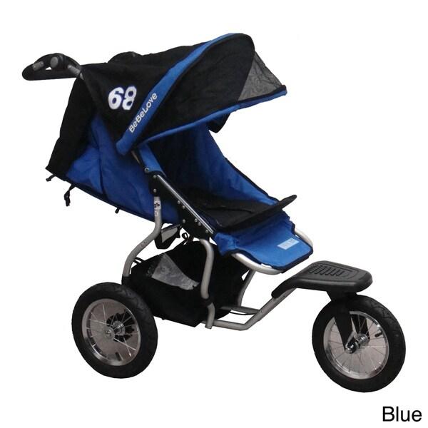BeBelove 68 Single Jogging Stroller