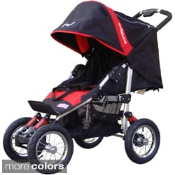 BeBeLove Deluxe Single Jogging Stroller