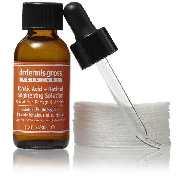 Dr Dennis Gross Skincare Ferulic Acid + Retinol Brightening Solution