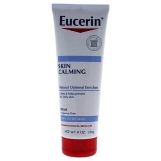 Eucerin Calming 8-ounce Daily Moisturizer Creme