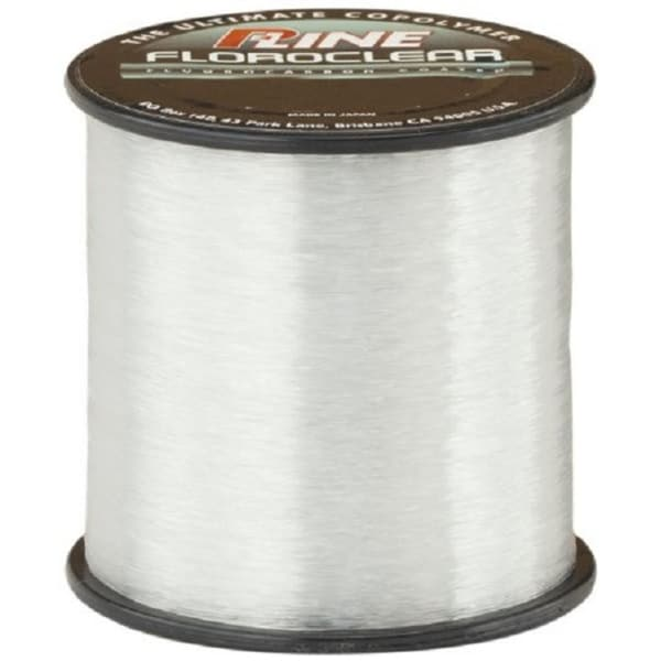 P-Line Clear Floroclear Fishing Line (3000 yards)