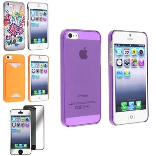 BasAcc Cases/ Mirror Screen Protector for Apple iPhone 5