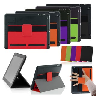 MEE Apple iPad 2/3/4 Premium Leatherette Stand Case