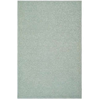 Martha Stewart Navigation Mountain Peak Cotton Rug (5' 6 x 8' 6)