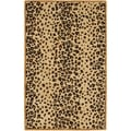 Martha Stewart Kalahari Teak Wool and Viscose Rug (5' x 8')