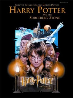 Harry Potter and the Sorcerer's Stone: Selected Themes from the Motion Picture (Paperback)
