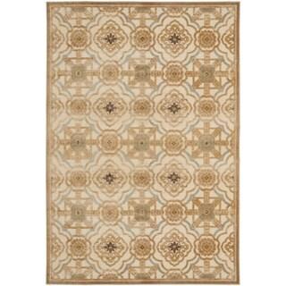 Martha Stewart Imperial Palace Hemp Viscose Rug (8' x 11' 2)