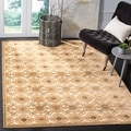 Martha Stewart Imperial Palace Hemp Viscose Rug (8&#39; x 11&#39; 2)