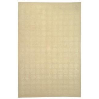 Martha Stewart Constellation Milky Way Silk/ Wool Rug (3' 9 x 5' 9)