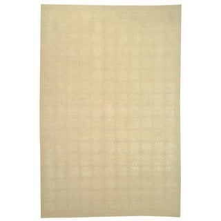 Martha Stewart Constellation Milky Way Silk and Wool Rug (7' 9 x 9' 9)
