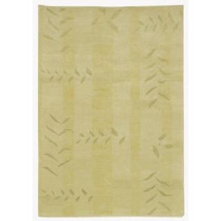 Martha Stewart Grasses Chamimile Wool Rug (8' x 10')