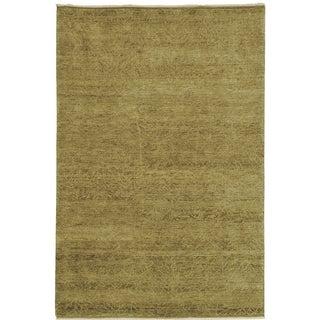 Martha Stewart Foliage Orchard Wool Rug (9' x 12')