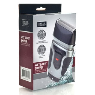Think Tank Technology Wet/ Dry Electric Shaver