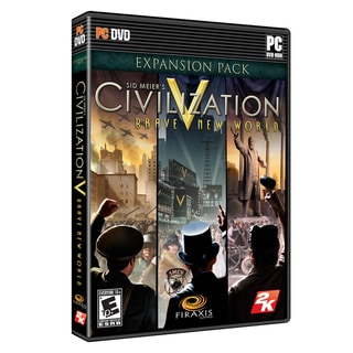 PC - Sid Meier's Civilization V: Brave New World Expansion Pack