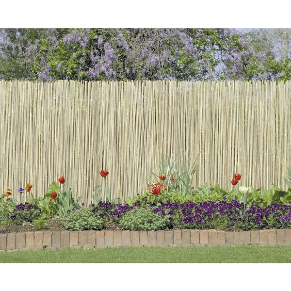 Split Bamboo Fencing High