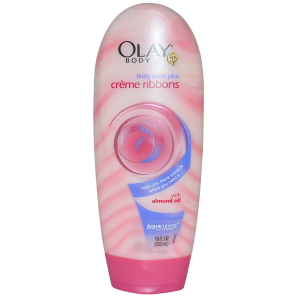 Olay Creme Ribbons with Almond Oil 18-ounce Body Wash