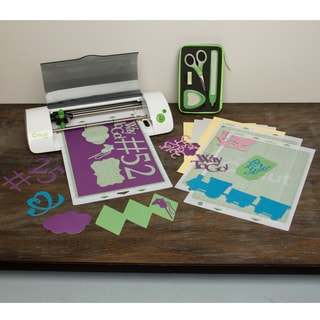 Cricut Mini Die Cut Machine w/Bonus Tool Kit & Mats