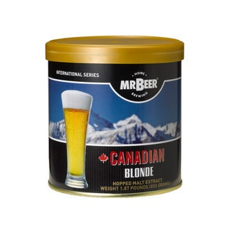 Cooper DIY Canadian Blonde
