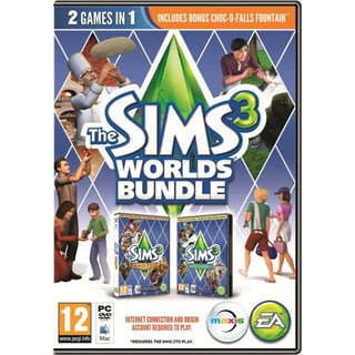 PC - The Sims 3 Worlds Bundle