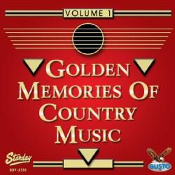 Various - Golden Memories of Country Music: Vol. 1
