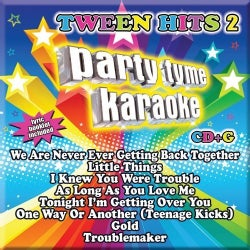 Party Tyme Karaoke - Party Tyme Karaoke: Tween Hits 2