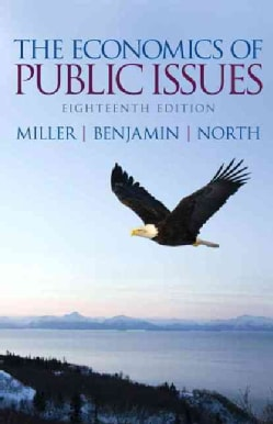 The Economics of Public Issues (Paperback)