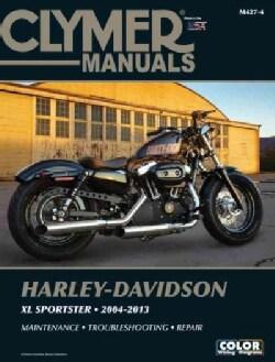Clymer Manuals Harley-Davidson XL Sportster 2004-2013 (Paperback)