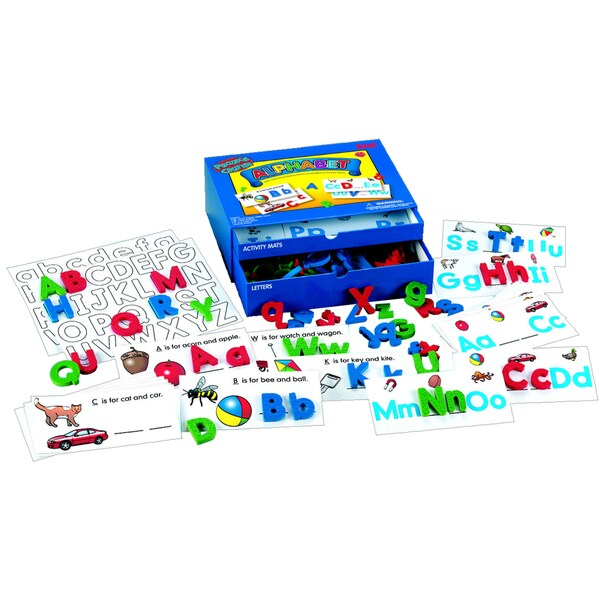 Alphabets Phonics Center Kit
