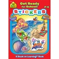 Get Ready for School! Stickers: A Stuck on Learning! Workbook